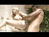 Latino dude drills tranny hot
