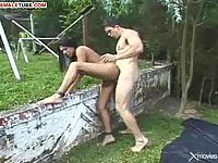 Lusty Latina Ladyboy's Part II