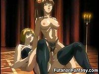 Hentai Futanari Initiation