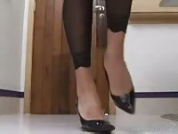 Super horny tranny in mutual ass fucking