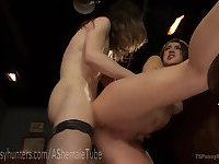 Stefani Drops Mandy's Panties