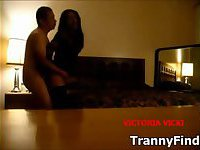 Amateur tranny sex
