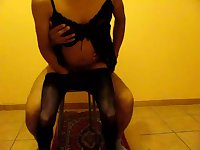 Travesti en Quito Chica Crossdresser pasiva