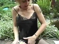 Sexy fucker for a mature tranny chick