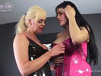 The After Party Tranny Twosome