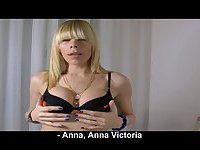Meeting with Anna Victoria