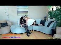 Shemale Venus Lux - Angelina Torres & Venus Lux