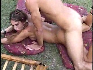 Small Boobed Shemale Pounded Outdoor