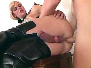 Hard Anal Sex In Tranny Compilation