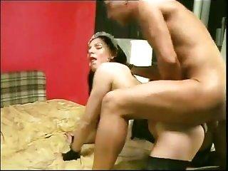 Chap fucking sexy maid