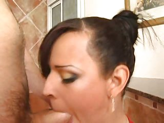 Transsexual Episode With Hot Latina