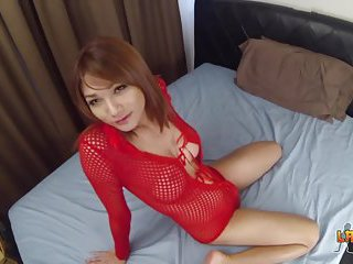 A smoking hot ladyboy from Thailand