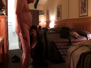 Amateur sex with a TS whore
